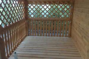 Drewniany dom jednorodzinny