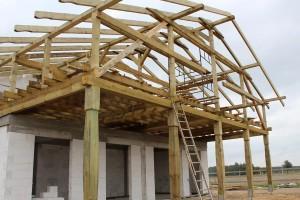 Drewniany dom jednorodzinny 10