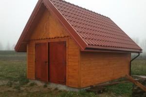 Drewniany dom jednorodzinny 12