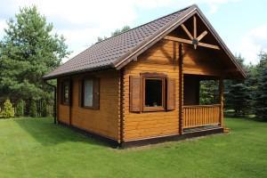 Drewniany dom jednorodzinny 15