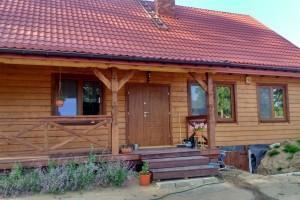 Drewniany dom jednorodzinny 17
