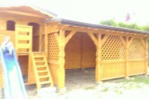 Drewniany dom jednorodzinny 20