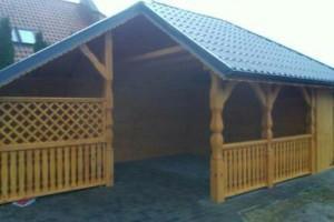 Drewniany dom jednorodzinny 24