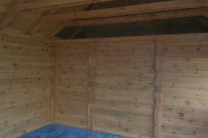 Drewniany dom jednorodzinny 25