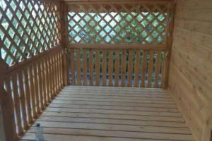 Drewniany dom jednorodzinny 27