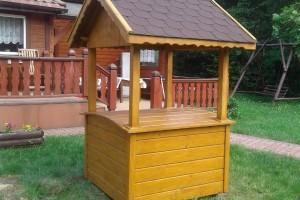 Drewniany dom jednorodzinny 31