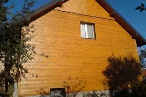 Drewniany dom jednorodzinny 32