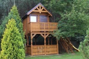 Drewniany dom jednorodzinny 34