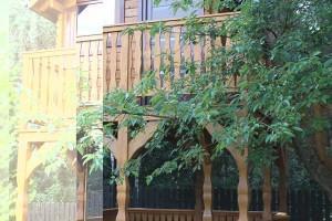 Drewniany dom jednorodzinny 35