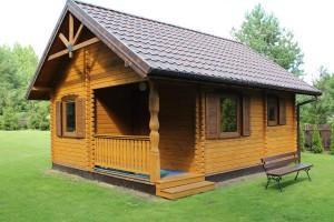 Drewniany dom jednorodzinny 39