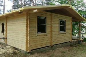 Drewniany dom jednorodzinny 41