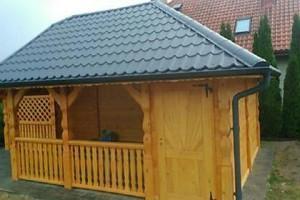 Drewniany dom jednorodzinny 43