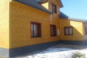 Drewniany dom jednorodzinny 44