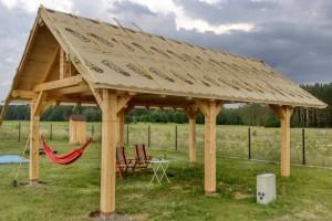 Drewniany dom jednorodzinny 46