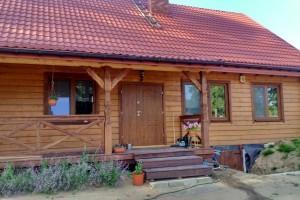 Drewniany dom jednorodzinny 47