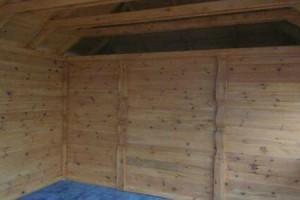 Drewniany dom jednorodzinny 48