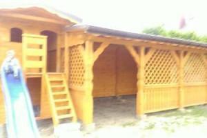 Drewniany dom jednorodzinny 49
